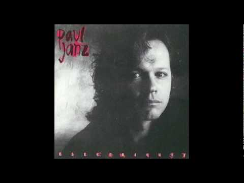 Paul Janz  I Wont Cry audio only