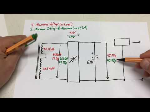 Vintage Lab Power Supply Rebuild (7) – Design Consideration