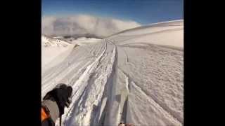 gulmarg skiing powder 2013 Thumbnail