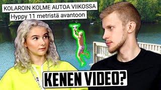 Tunnista tubettaja videon nimestä -haaste! feat. Pinkku Pinsku