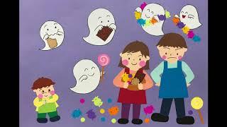 ハロウィンのうた 紙芝居 西村まどか 検索動画 25