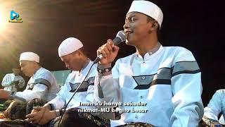 FULL LYRIC | Astaghfirullah Versi Gerimis Melanda Hati | Afi & Lucky Azzahir | Majelis Azzahir Live