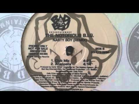 The Notorious B.I.G - Nasty Boy (remix) 98