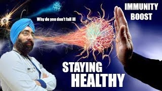 How immune system works & how can you boost it to stay healthy always | Dr.Education (Hindi)