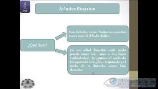 33 - Árboles Binarios (EDDJava)