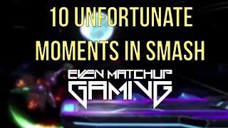 Video 10 Unfortunate Moments in Smash - Super Smash Bros. Highlights download MP3, 3GP, MP4, WEBM, AVI, FLV Juli 2018