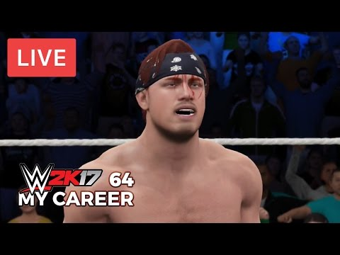 WWE 2K17 My Career Mode Ep 64 | SUMMERSLAM PPV!! SURPRISE OPPONENT! (WWE 2K17 MY CAREER LIVE)