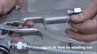 How to Use Conventional Spray-gun Systems thumbnail
