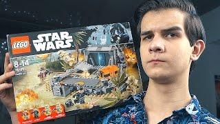 LEGO Изгой-Один: БИТВА НА СКАРИФЕ - Набор На Обзор (75171)