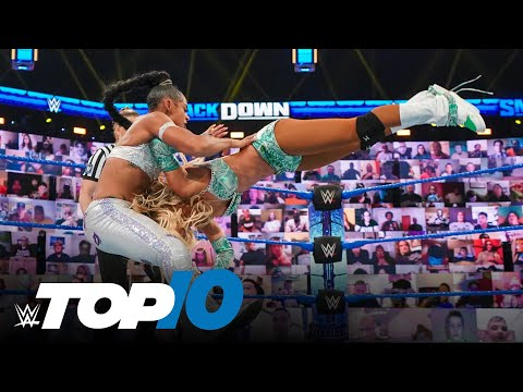 Top 10 Friday Night SmackDown moments: WWE Top 10, May 28, 2021