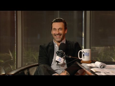 Emmy Award-Winning Actor Jon Hamm Talks Super Bowl 51, NHL & More in Studio - 1/25/17