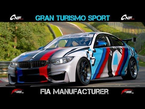 GT Sport - FIA Manufacturer (Tire Wear & Fuel)