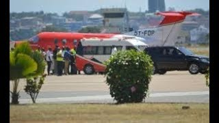 Sick Governor Anyang' Nyong'o flown to Nairobi for tests   kenya news today
