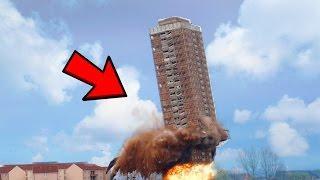 Top 10 Demolitions GONE WRONG!