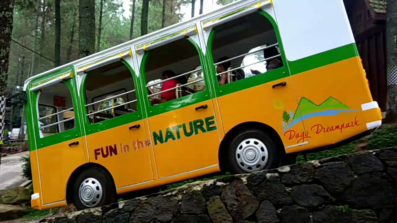 Dago Dream Park Wisata Alam Keluarga Youtube