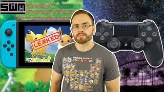 Pokemon Let's Go LEAKS Online And Was A PlayStation 5 Feature Patented? | News Wave