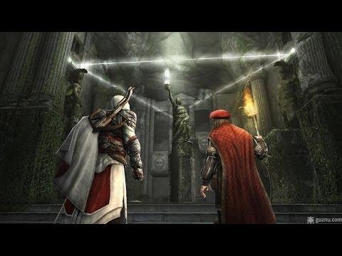 Assassins Creed La Hermandad Capitulo 9 La Desaparición de Da Vinci