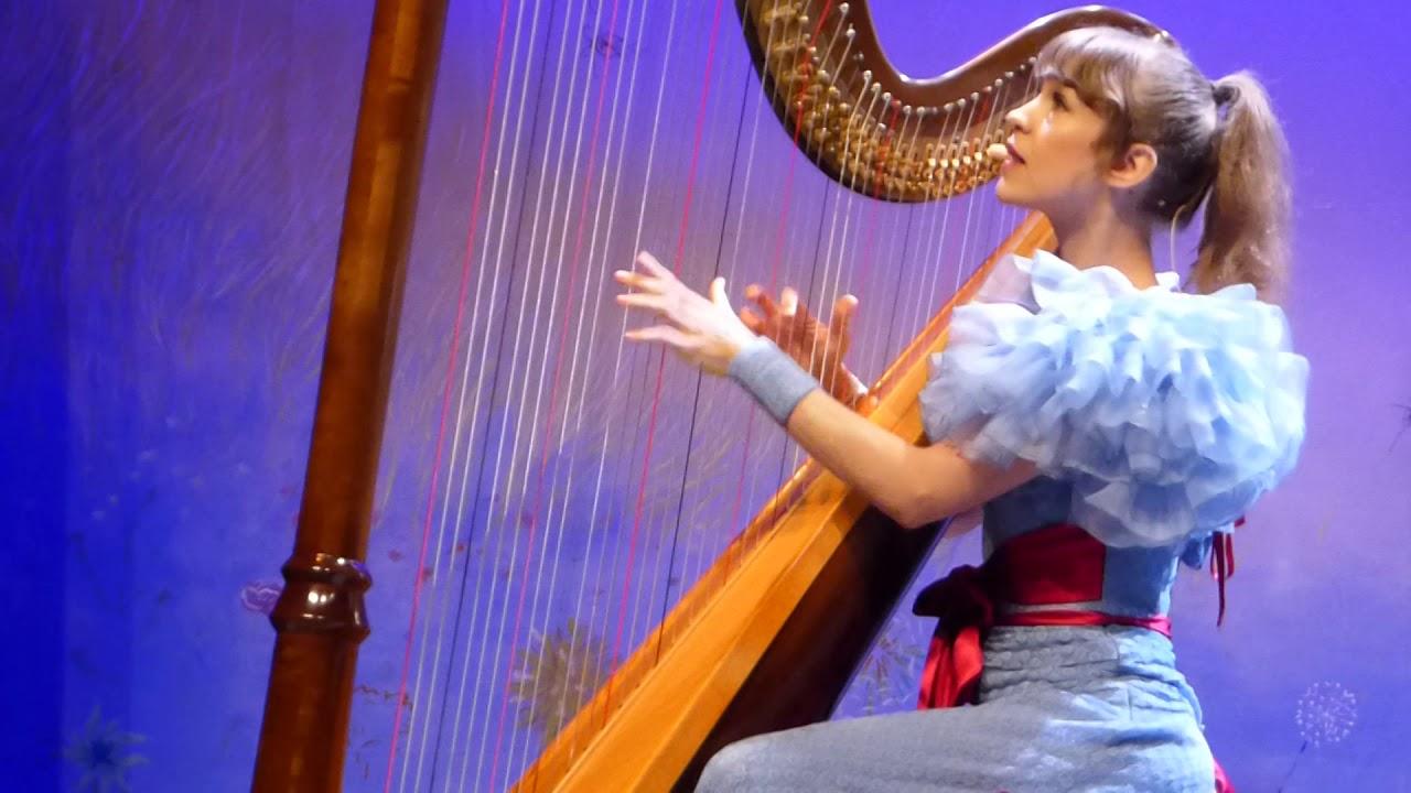 Joanna Newsom began 7-night NYC solo harp/piano run (videos
