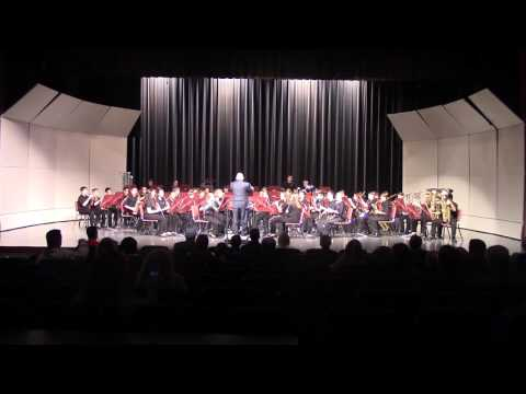 Riverside Junior High Concert Band- Starscapes