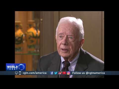 Former President Jimmy Carter reflects on Deng Xiaoping