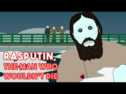 Rasputin, the man who wouldnt die (Strange Stories)