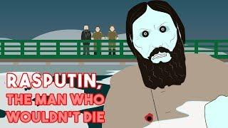 Rasputin, der Mann würde nicht sterben (Seltsame Geschichten)