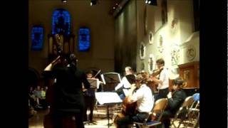 J. S. Bach - Brandenburg Concerto no. 6 in B flat BWV 1051 - Mvt. 3 Allegro