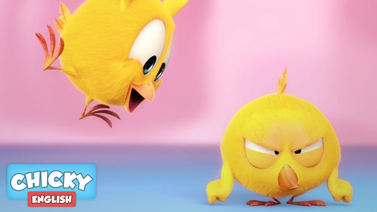 Where's Chicky? Funny Chicky 2020 | THE BEST FRIEND | Chicky Cartoon in English for Kids