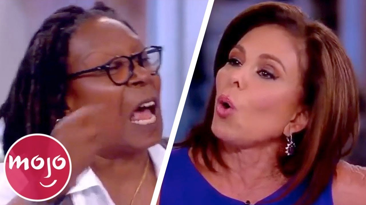 Top 10 Times The View Hosts LOST IT on a Guest