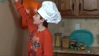 Happy Kids Cooking - Macaroni & Cheese