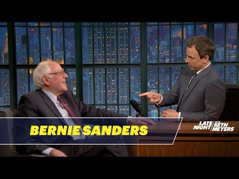 Sen. Bernie Sanders on His 2016 Presidential Campaign and Young Voters