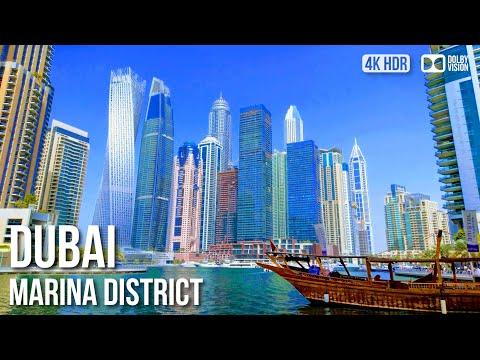 Dubai Marina Waterfront To Jumeirah Beach - 🇦🇪 United Arab E