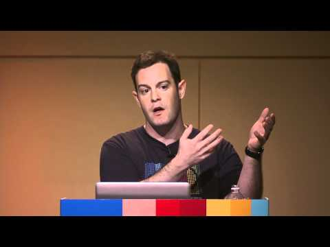 Google I/O 2011: Developing innovative custom business solutions with Google Apps