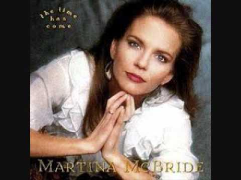 Martina Mcbride:  i cant sleep.wmv