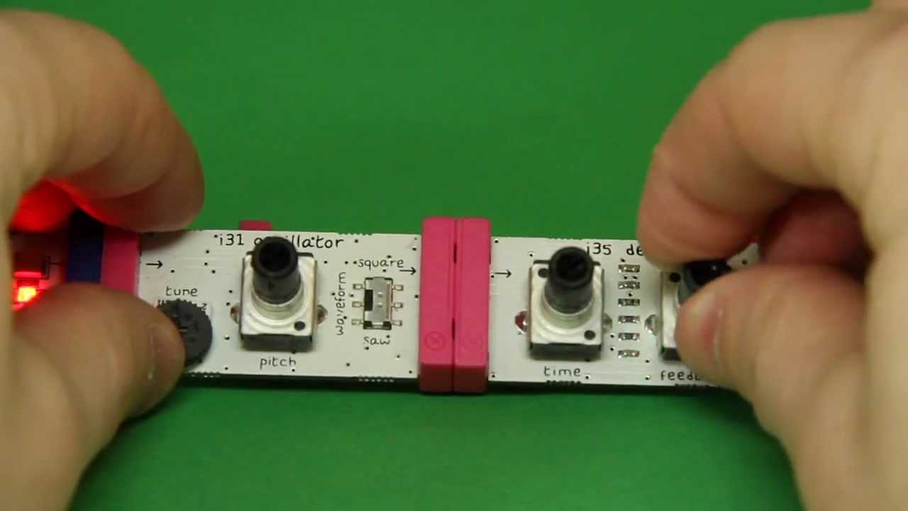 Building A Synth Bit By Youtube Learn To Build The Atari Punk Console Electronic Circuits