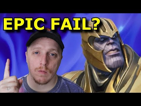 How Epic Games is being RUINED by Fortnite!