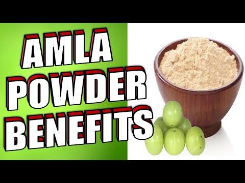 14 Powerful Amla Powder Benefits For Health and Body