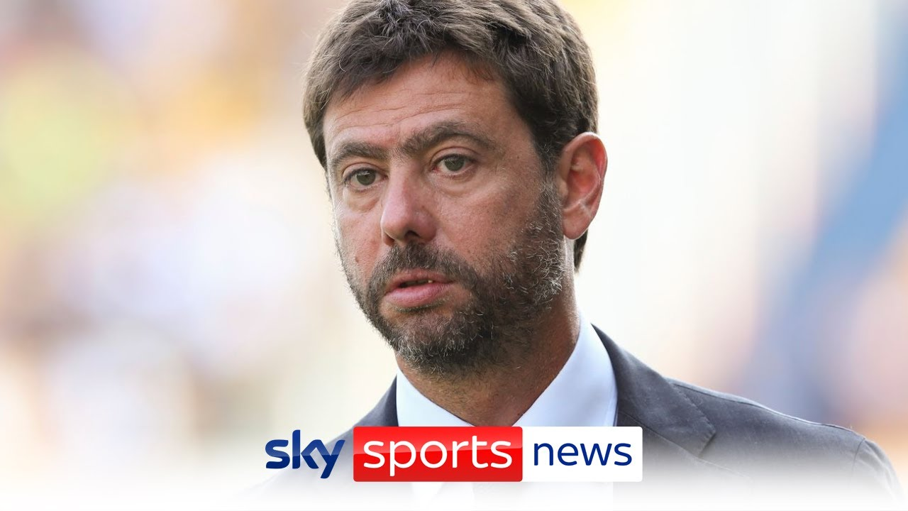 Juventus president Agnelli on Super League: It cannot go ahead
