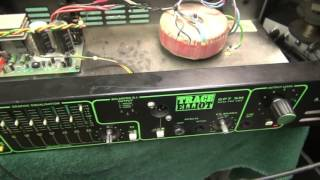 Repair Trace Elliot Solid State Guitar Amp