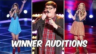 ALL WINNERS Auditions Seasons 1 10