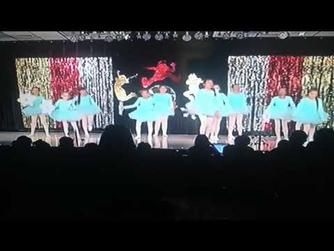Palm Lane elementary school Dance club
