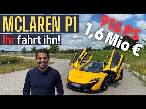 McLaren P1 für