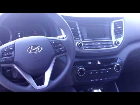 Hello James, Check out this video on the 2016 Hyundai Tucson at Tameron Hyundai in Hoover, AL