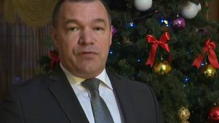Поздравление главы города А.Кузнецова
