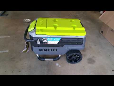 Igloo Trailmate Unboxing