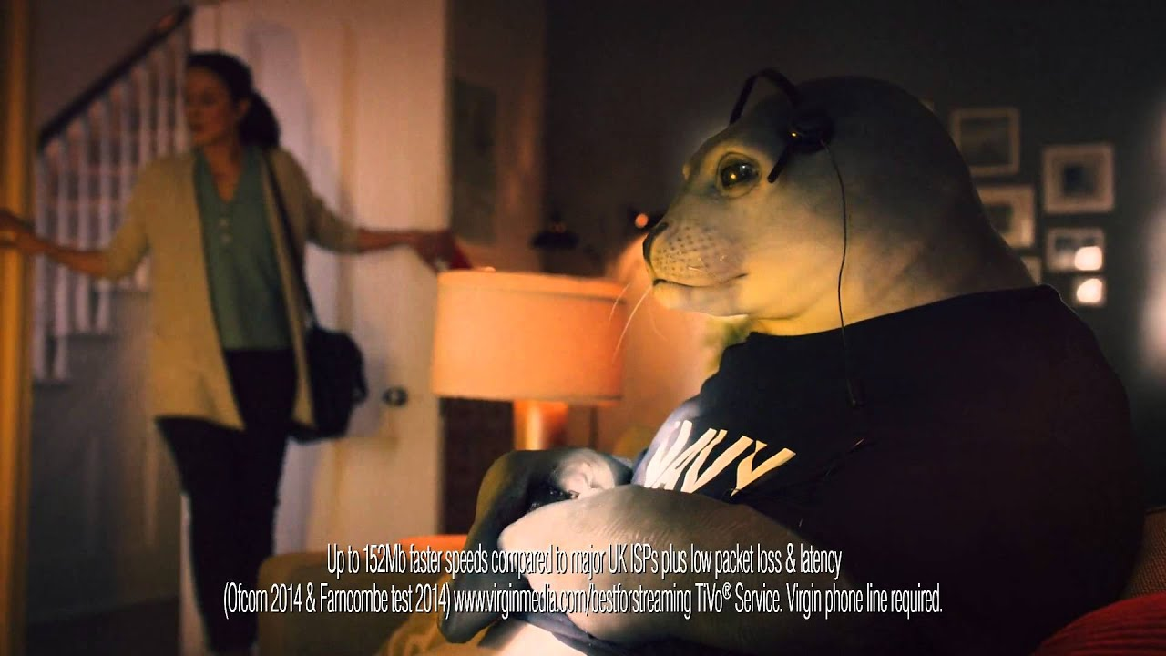 Virgin Media Navy Seal Gaming Advert - Youtube-8447
