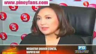 Sharon Cuneta Juicy 11 22 11