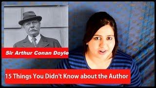Arthur Conan Doyle Trivia Facts