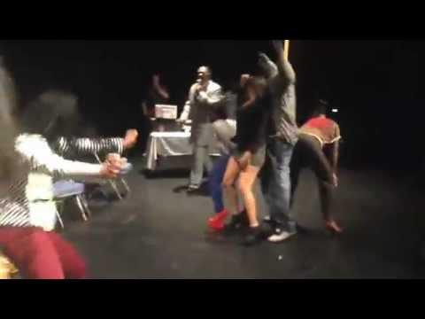 Lenny Moore Hypnotizes Augusta Ga Part 3 of 3