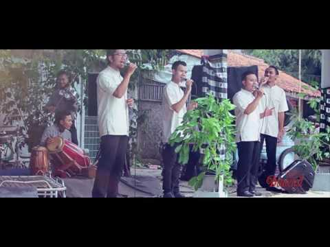 Tombo Ati Dimensi Nasyid Percussion (cover)